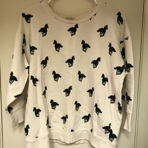 Forever 21 sweater shirt